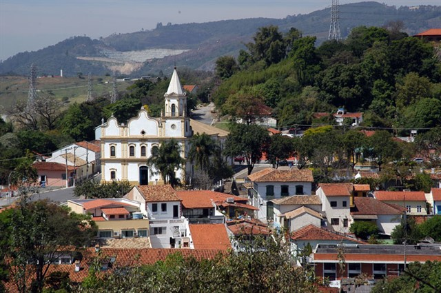 Uma cidade tranquila e aprazível. Santana do Parnaíba.